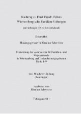 Wucherer-Stiftung (Reutlingen)