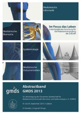 Abstractband GMDS 2013