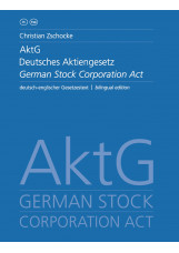 AktG Deutsches Aktiengesetz / German Stock Corporation Act