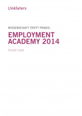 Linklaters Employment Academy 2014