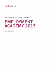 Linklaters Employment Academy 2015