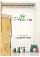 Spiele entwickeln 2007