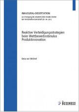 Reaktive Verteidigungsstrategien beim Wettbewerbsstimulus Produktinnovation