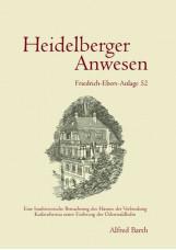 Heidelberger Anwesen – Friedrich-Ebert-Anlage 52