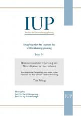 Ressourcenorientierte Messung der Diversifikation in Unternehmen