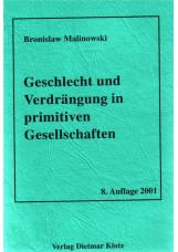 Geschlecht und Verdrängung in primitiven Gesellschaften / Geschlecht und Verdrän