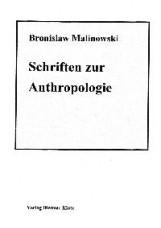 Schriften zur Anthropologie / Schriften zur Anthropologie
