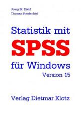Statistik mit SPSS für Windows (mit CD)