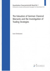 The Valuation of German Classical Warrants and the Investigation of Trading Stra