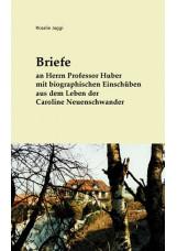 Briefe an Herrn Professor Huber mit biographischen Einschüben aus dem Leben der