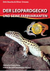 Der Leopardgecko und seine Farbvarianten E-Book