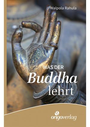 Was der Buddha lehrt