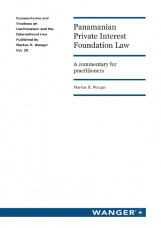 Panamanian Private Interest Foundation Law