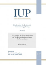 Der Einfluss der Branchendynamik auf das Diversifikationsverhalten der Unternehm