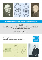 Schriftenreihe zur Geschichte der Akustik - Heft 7