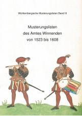 Musterungslisten des Amtes Winnenden von 1523 bis 1608