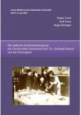 Der jüdische Familienhintergrund des Greifswalder Internisten Prof. Dr. Gerhardt