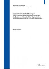 Graphentheoretische Modellierung von Entfluchtungsvorgängen