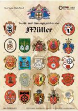 Zunft- und Innungszeichen der Müller