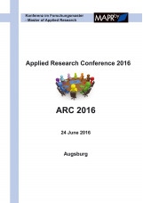 Applied Research Conference 2016