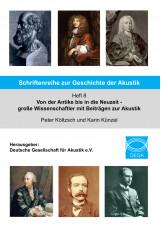 Schriftenreihe zur Geschichte der Akustik - Heft 8