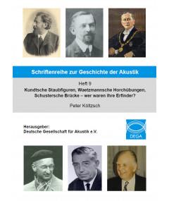 Schriftenreihe zur Geschichte der Akustik - Heft 9