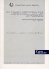 UVP-integrierte immissionsklimatische Untersuchungen für einen geplanten Deponie