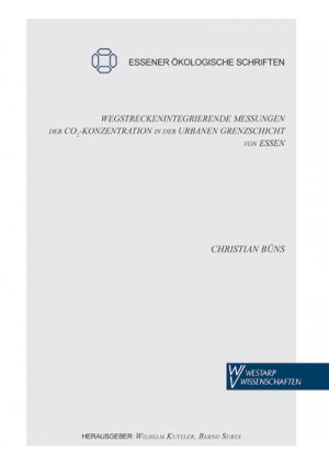 Wegstreckenintegrierende Messungen der CO2-Konzentration