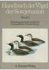 Handbuch der Vögel Rußlands, Bd. 1