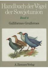 Handbuch der Vögel Rußlands, Bd. 4