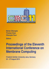 Proceedings of the Eleventh International Conference on Membrane Computing (CMC1
