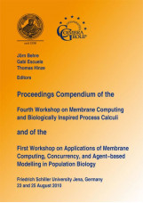 Proceedings Compendium of the Fourth Workshop on Membrane Computing and Biologic
