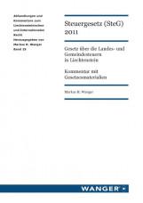 Steuergesetz (SteG) 2011