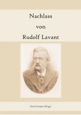 Nachlass von Rudolf Lavant