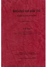 Gottsched und seine Zeit - Auszüge aus seinem Briefwechsel. Nebst... / Gottsched