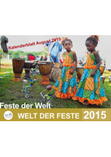 Feste der Welt - Welt der Feste 2015