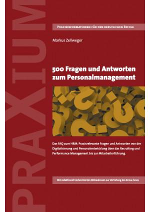 500 Fragen und Antworten zum Personalmanagement