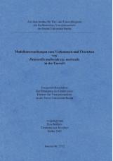 Modelluntersuchungen zum Vorkommen und Überleben von Pasteurella multocida ssp.m