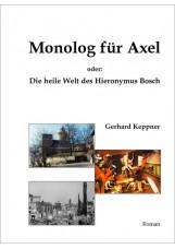 Monolog für Axel