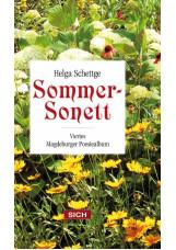 Sommer-Sonett - Viertes Magdeburger Poesiealbum