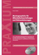 Mustergespräche für Mitarbeiterbeurteilung und Zielvereinbarungen