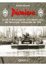 Pioniere in der 8. Motorisierten Schützendivision der Nationalen Volksarmee der