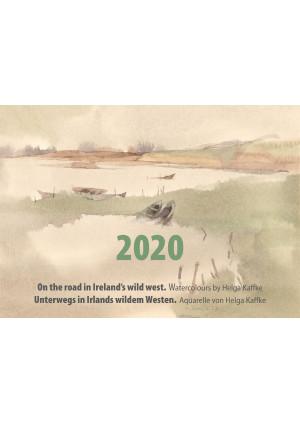 Unterwegs in Irlands wildem Westen/On the road in Ireland's wild west