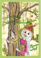 Deine kleine Waldkräuterhexenfrau