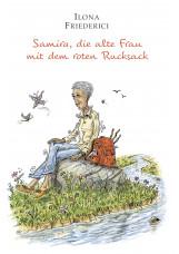 Samira, die alte Frau mit dem roten Rucksack