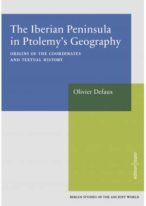 The Iberian Peninsula in Ptolemy's Geography