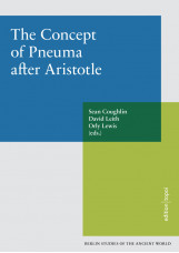 The Concept of Pneuma after Aristotle